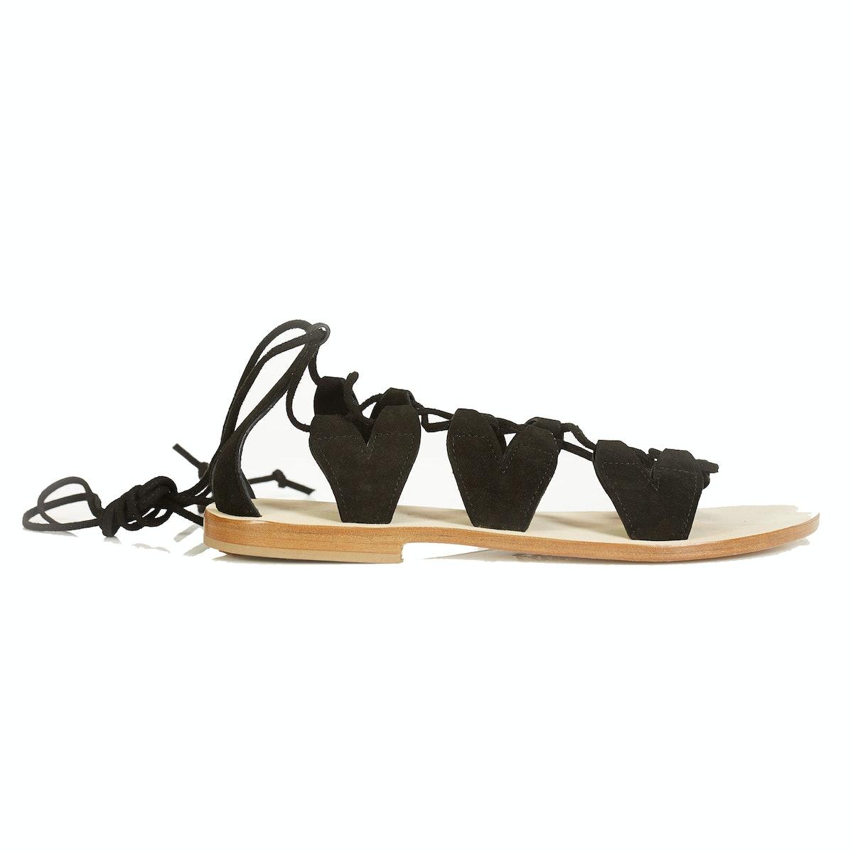 Cornetti sandal
