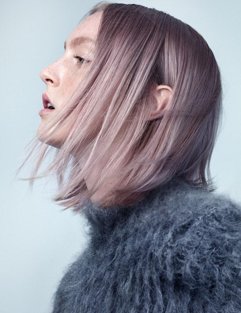 50 Shades of Pink Hair