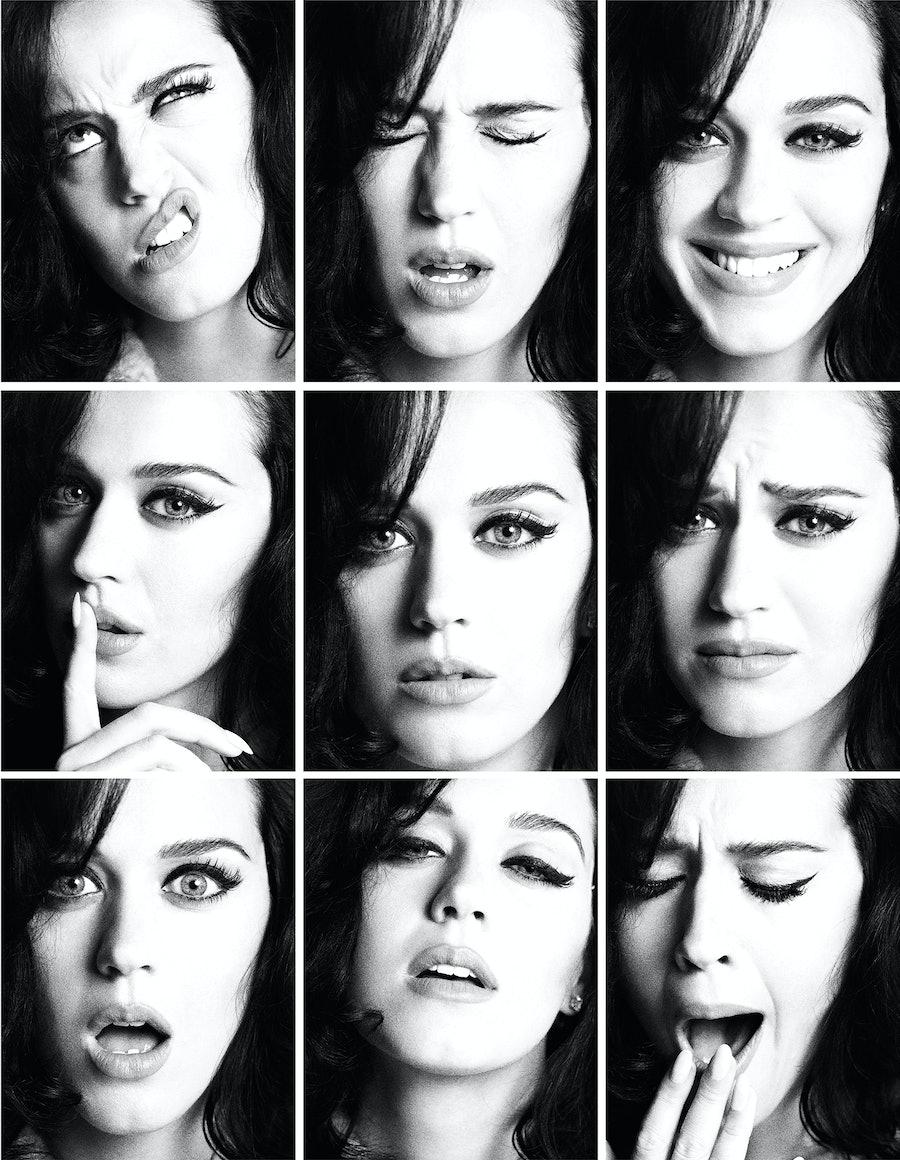 Katy Perry Cat Eye