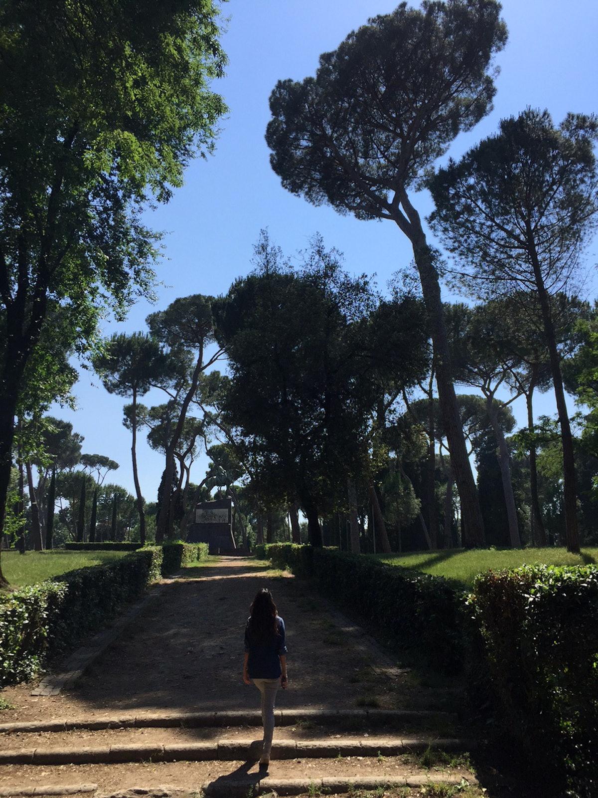 Ana Khouri's European Vacation