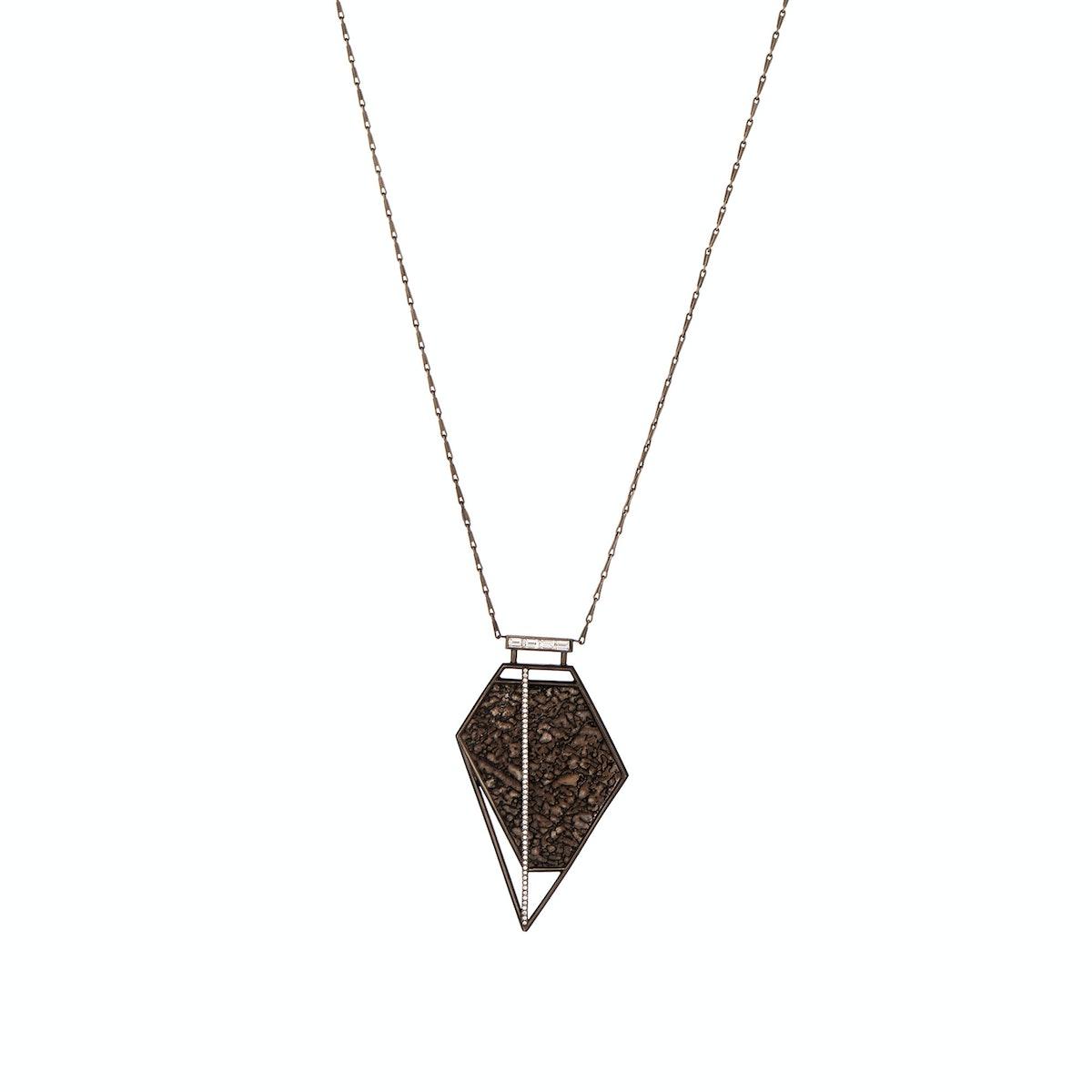 Monique Pean necklace