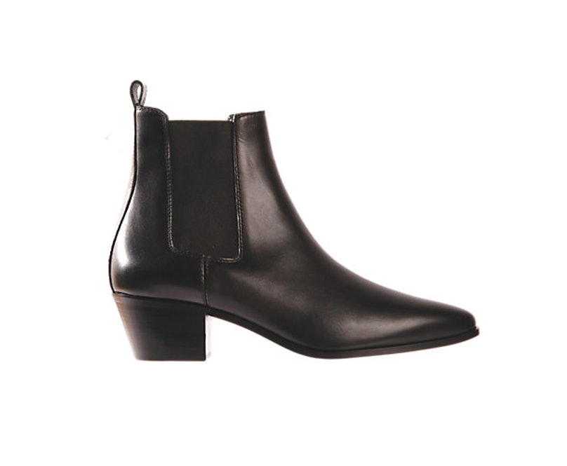 Saint Laurent Rock Chelsea Boot
