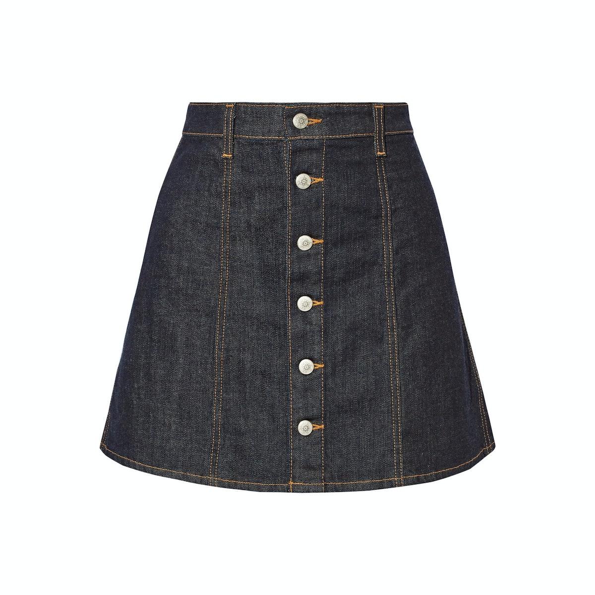 Alexa Chung for AG Jeans skirt