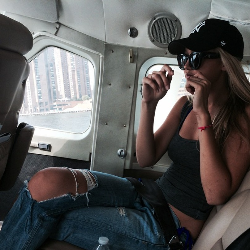 Gigi Hadid Jeans
