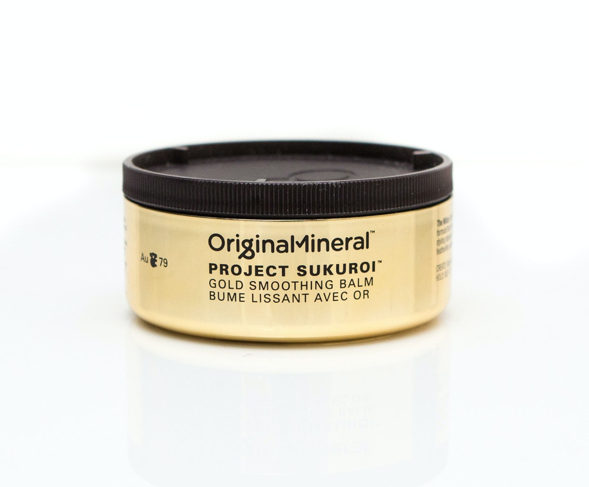 Original & Mineral Project Gold Smoothing Balm