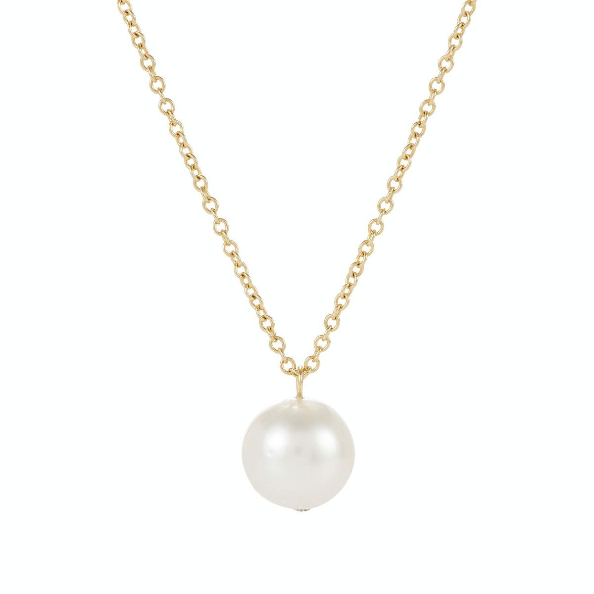 Finn pearl necklace