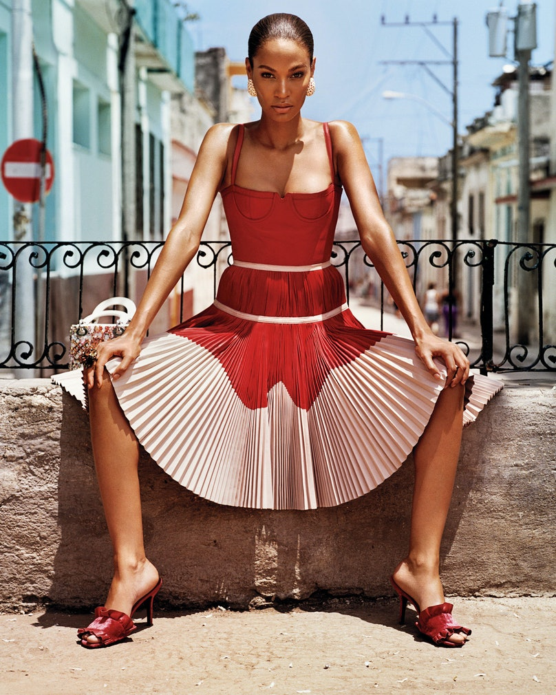Adriana Lima, Joan Smalls, Havana