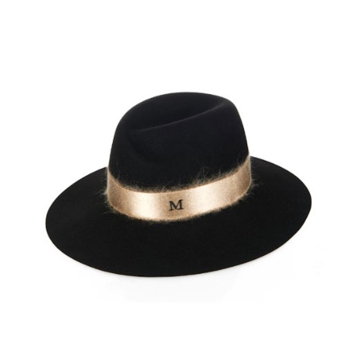 Maison Michele Virginie fur-felt hat