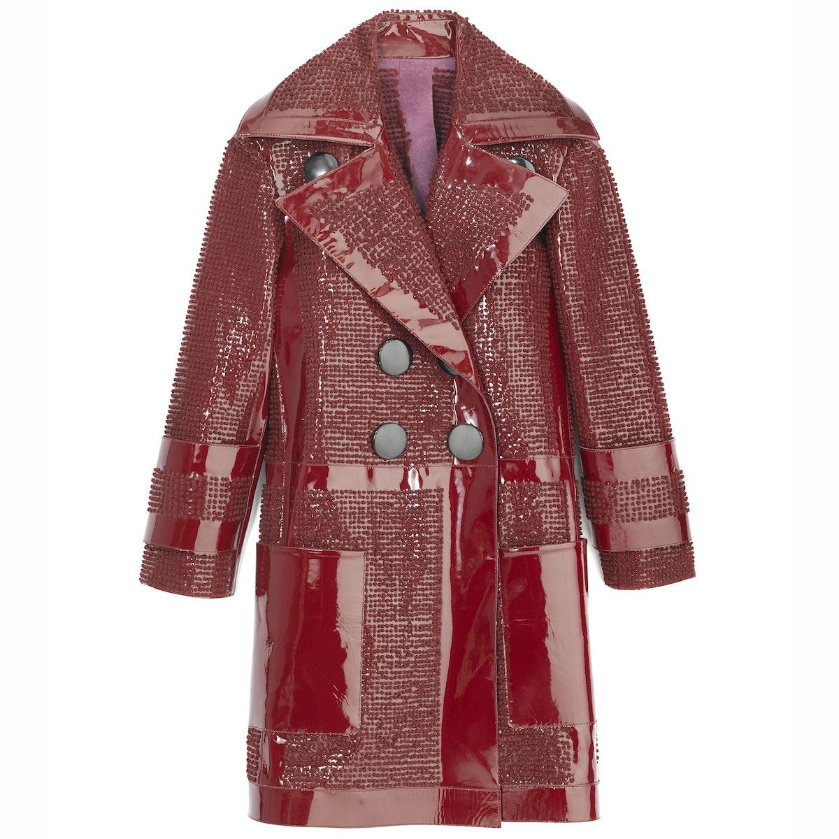 Calvin Klein Collection coat