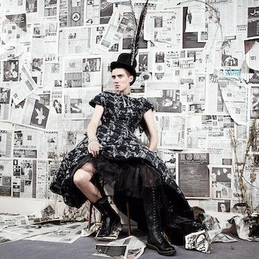 Androgyny Fall Fashion
