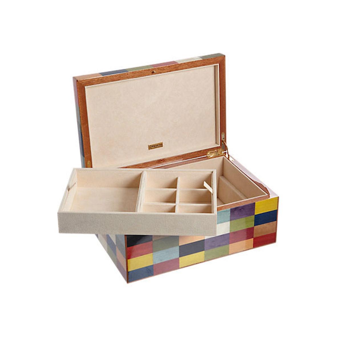 Ercolano jewelry box