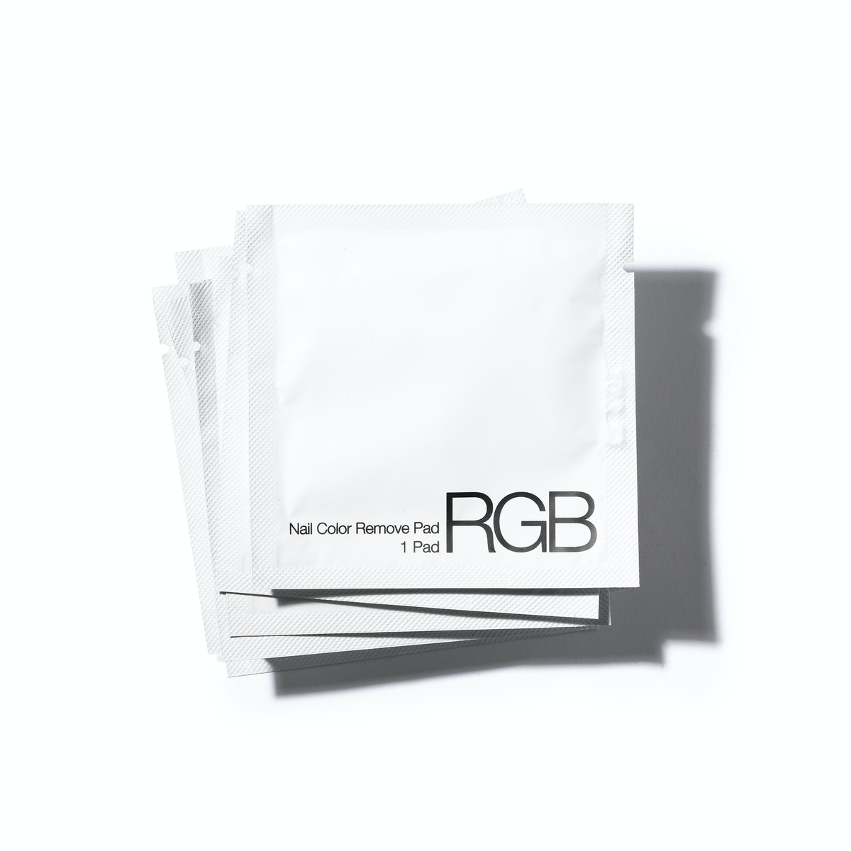 RGB Cosmetics Nail Color Remove Pads