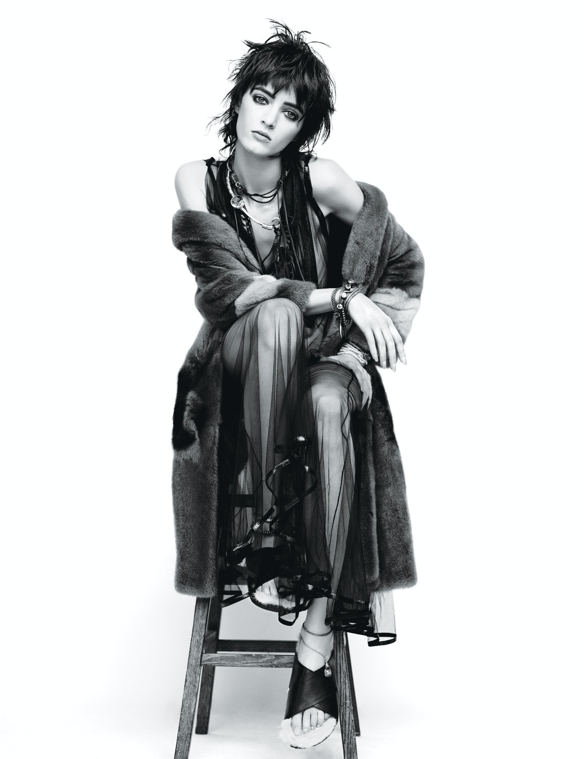 Rocker Fashion Inspiration