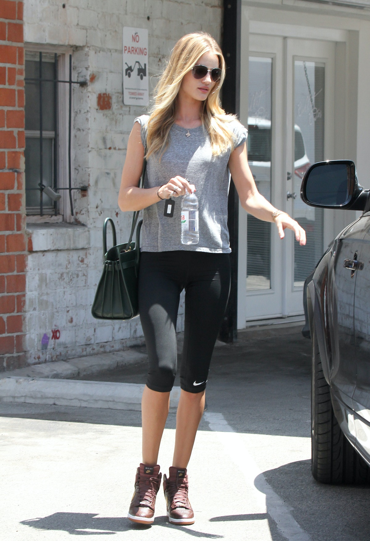 Celebrity Gym Style