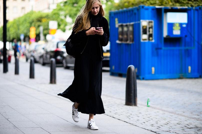 Stockholm Fashion Week Spring 2016 Street Style, Day 2