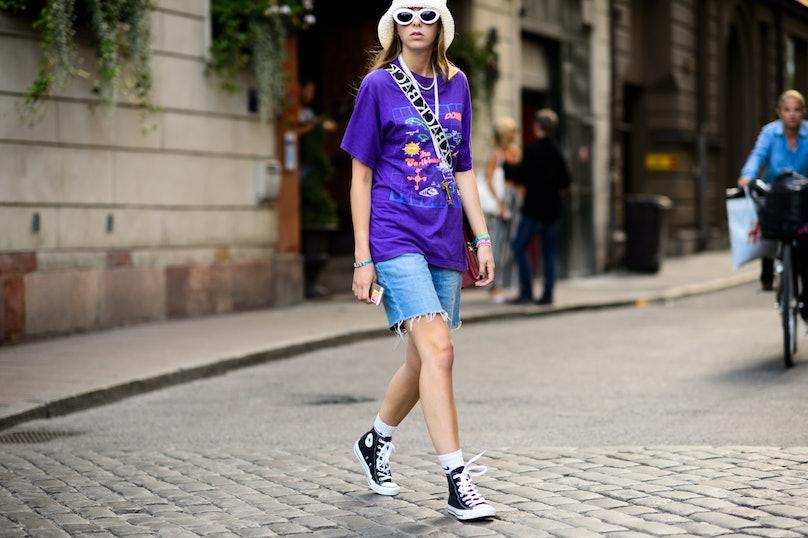 _Stockholm Fashion Week Spring 2016 Street Style, Day 2