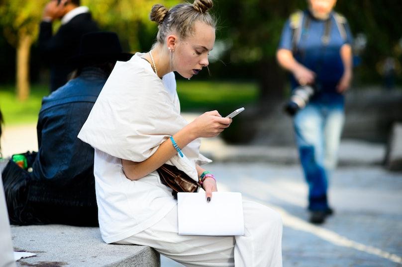 Stockholm Fashion Week Spring 2016 Street Style, Day 3