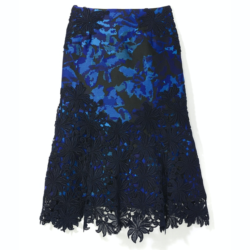 Monique Lhuillier skirt