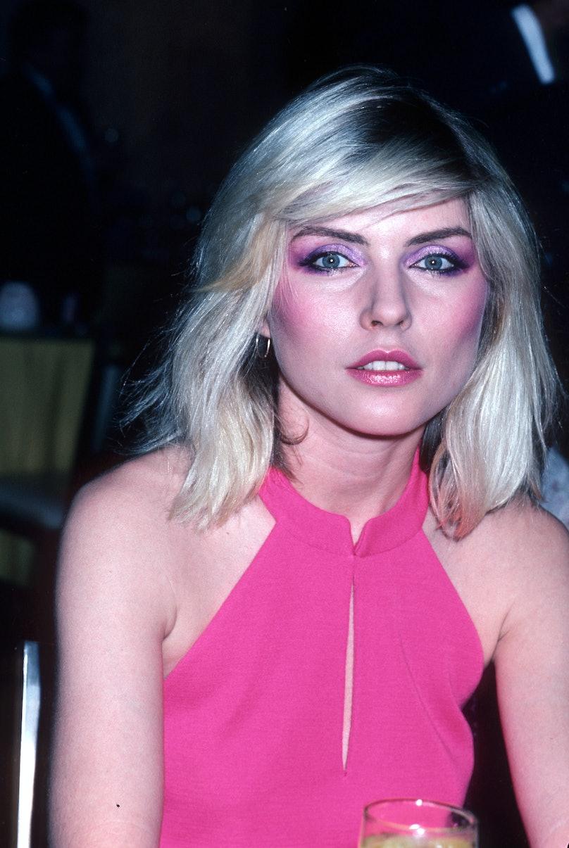 1981: Debbie Harry