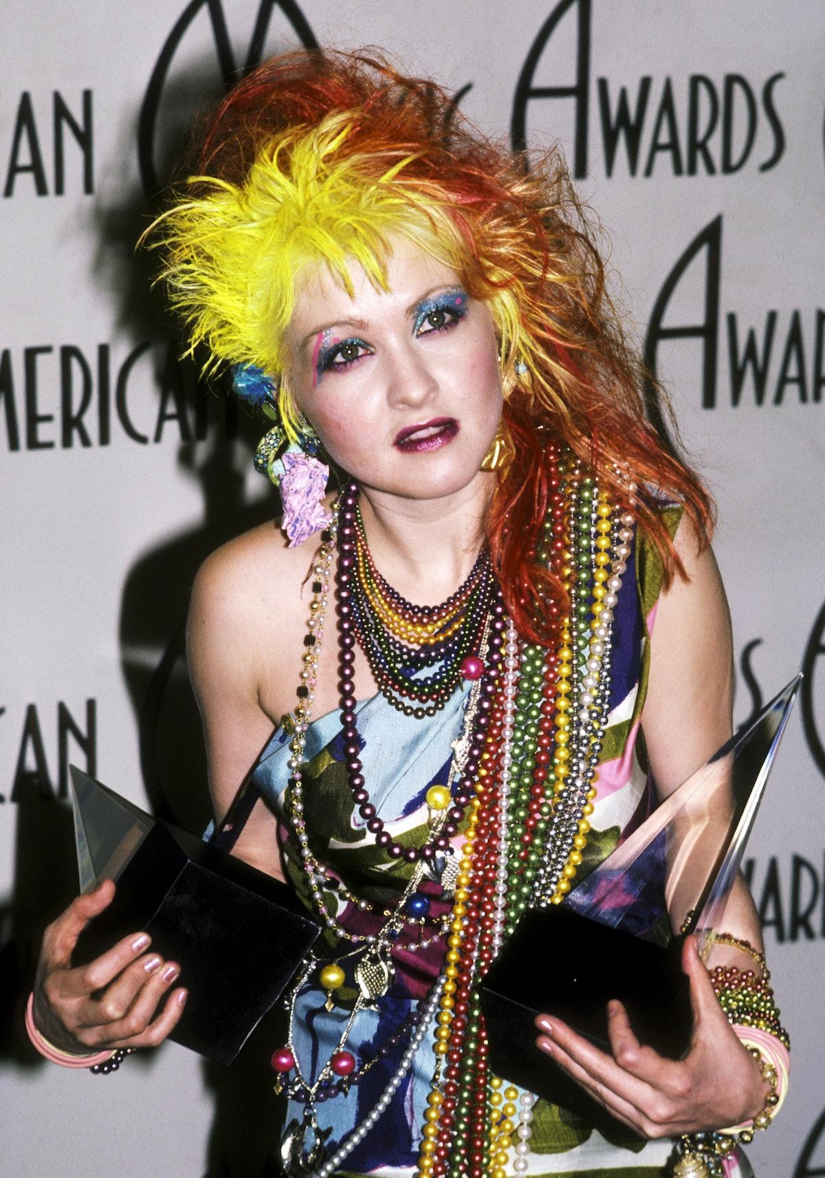 1985: Cyndi Lauper