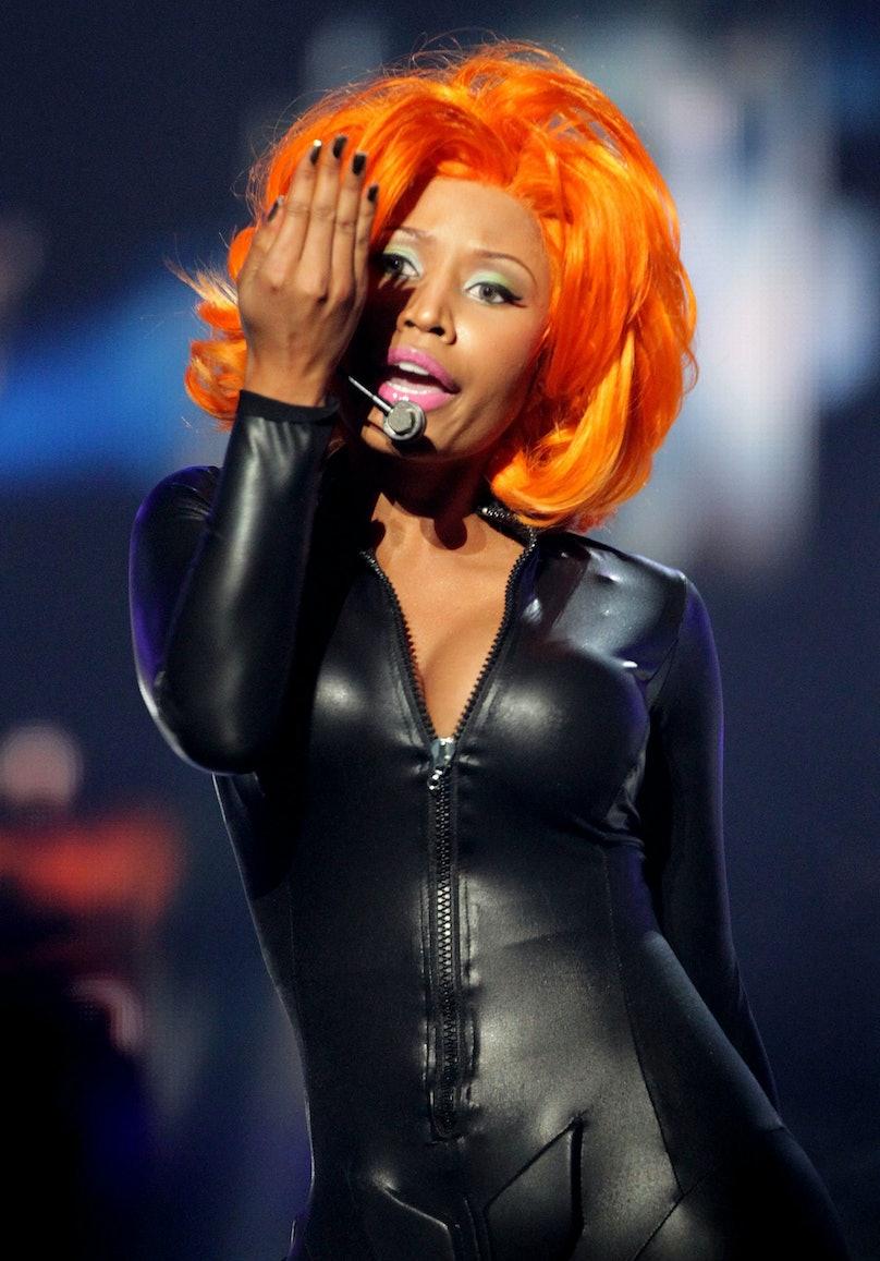 2010: Nicki Minaj
