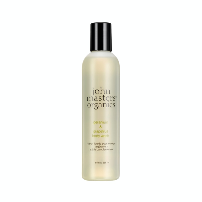 John Masters Grapefruit & Geranium Body Wash,