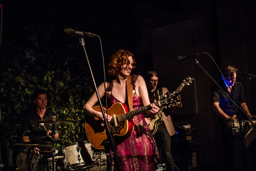 Billy Reid Summer Shindig No. 7. Photo by Andrea Behrends.