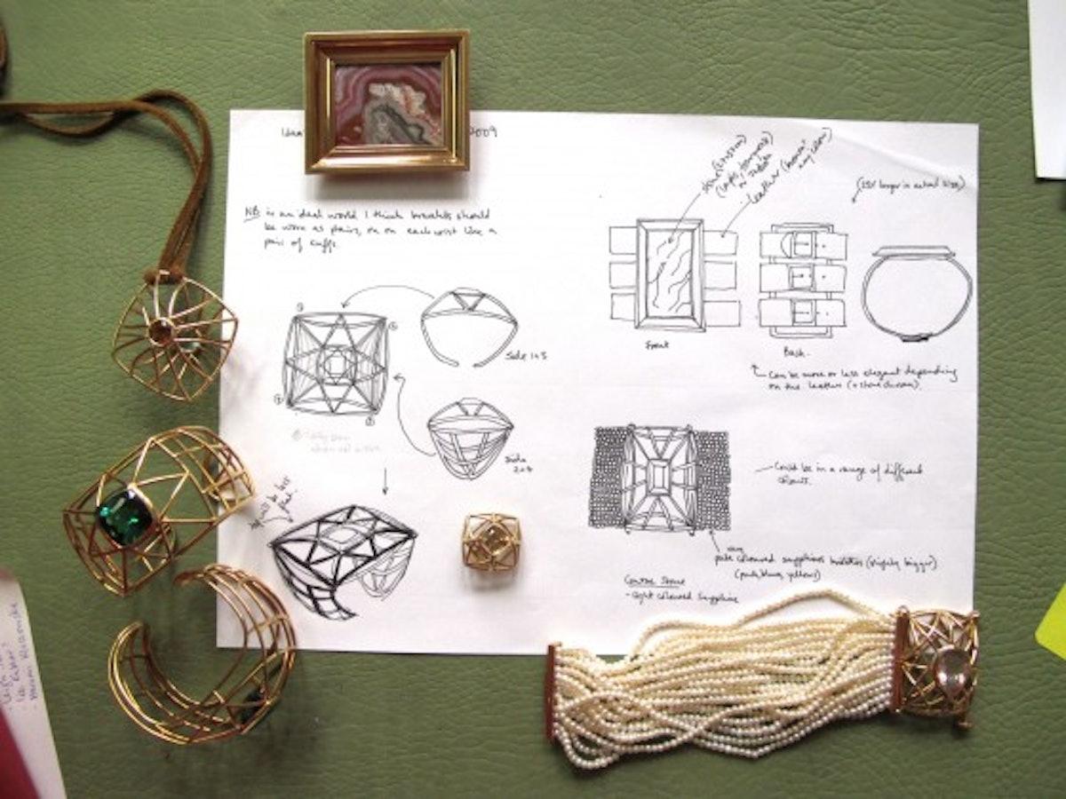 Cora Sheibani, Jewelry Designer