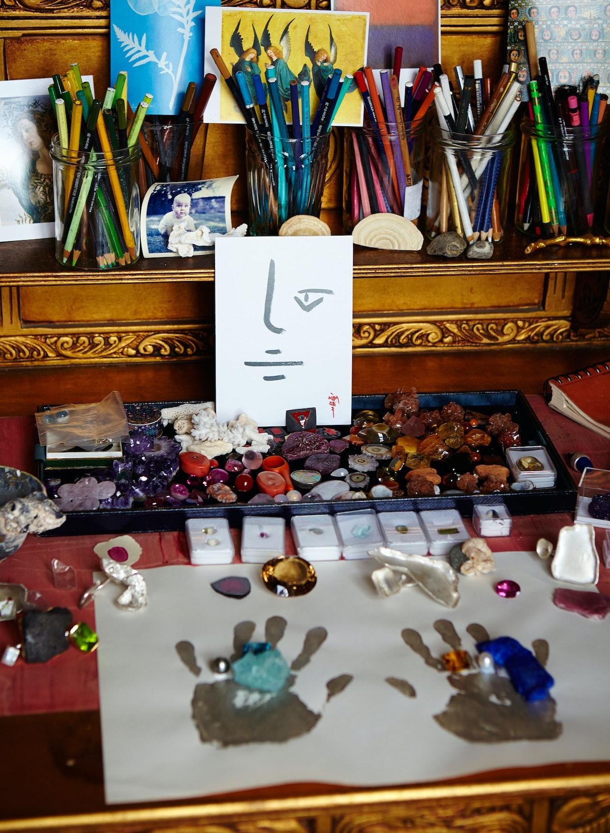 Cecile Hohenlohe, Jewelry Designer