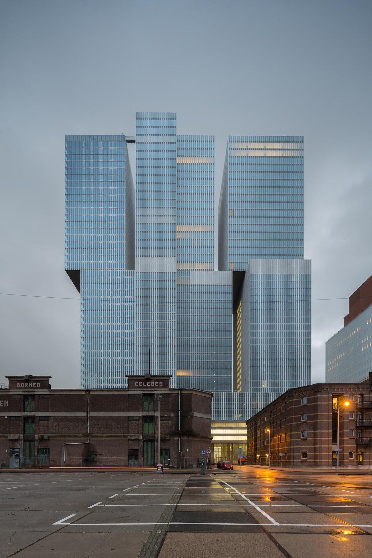 Der Rotterdam: Rem Koolhaas