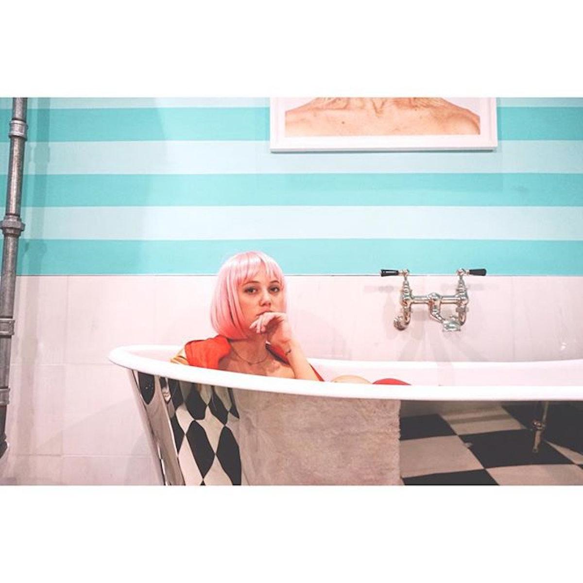 Maika Monroe Instagram