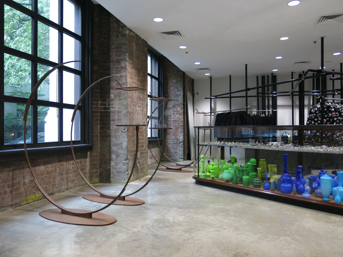 The Dauphin Installation