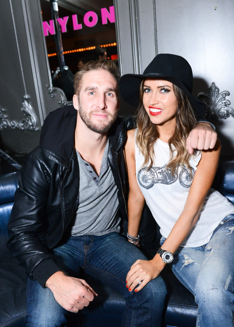 Kaitlyn Bristowe and Shawn Boo
