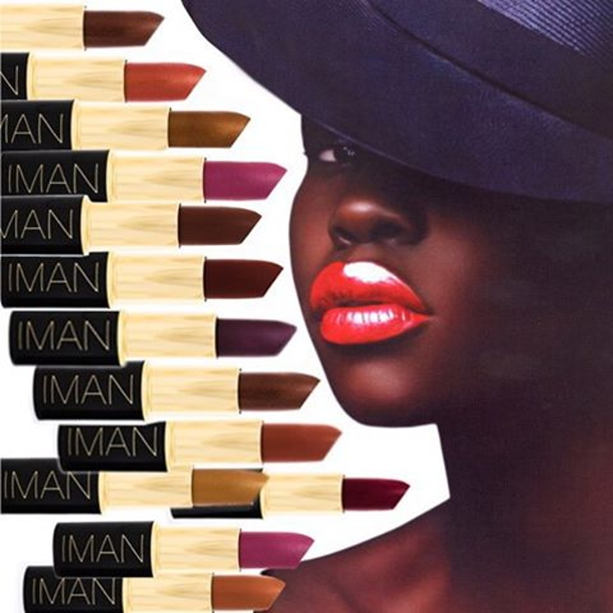 If Iman can pull off a shameless plug, so can you.