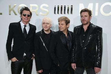 Members of Duran Duran