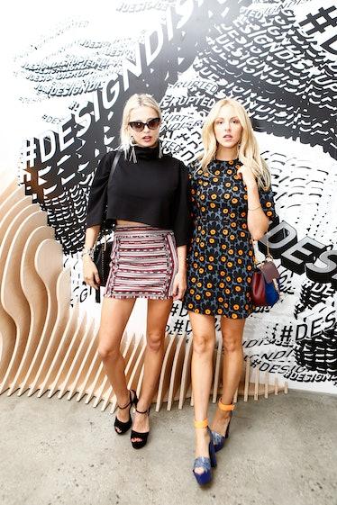 Caroline Vreelane and Shea Marie