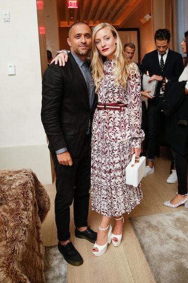 Ben Pundole and Kate Foley