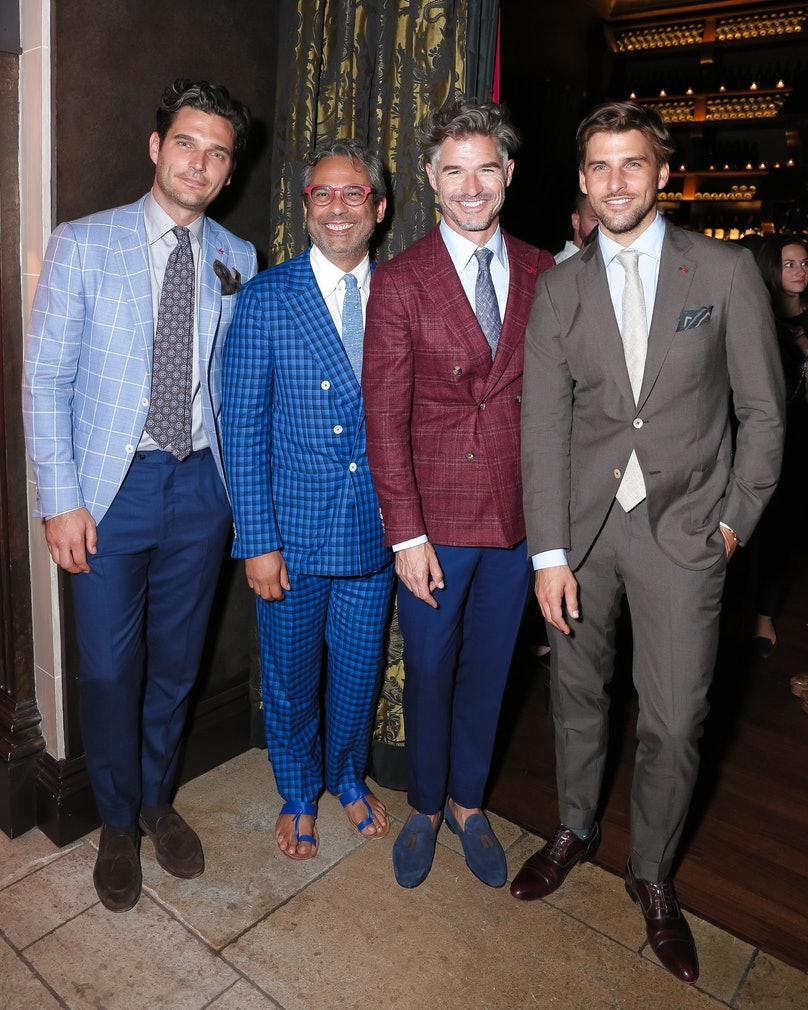 ISAIA: AFTER PARTY