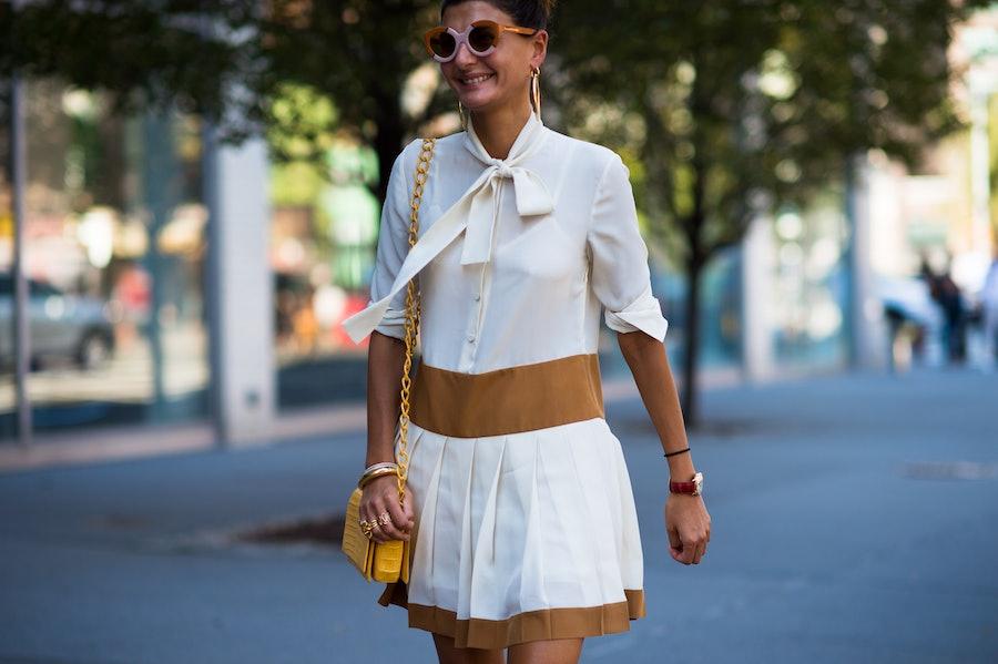 New York Fashion Week Spring 2016 Street Style, Day 8