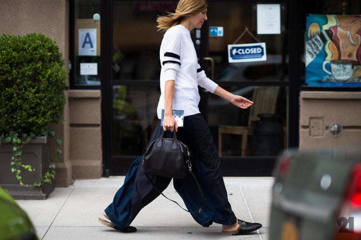 New York Fashion Wee Spring 2016 Street Style