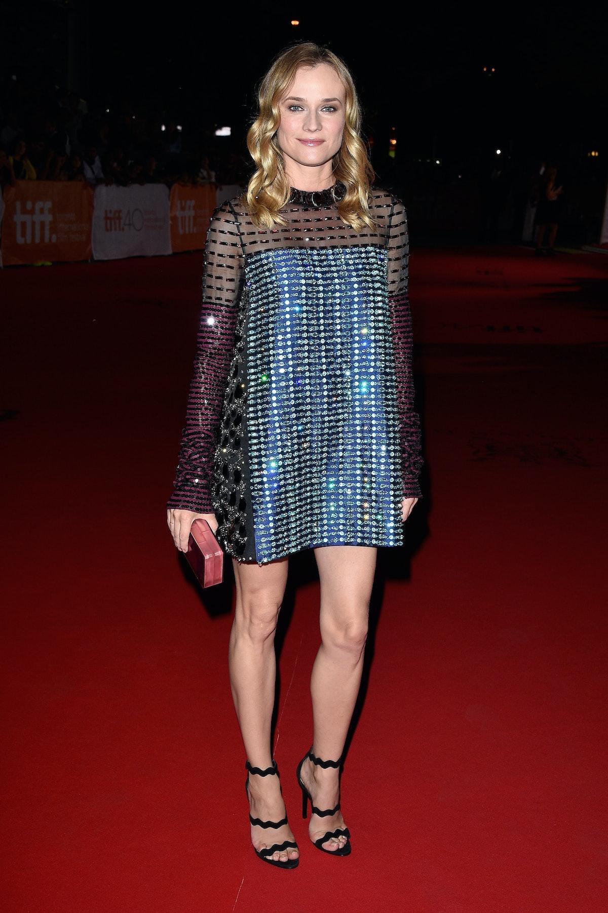 "2015 Toronto International Film Festival - ""Disorder"" Premiere - Red Carpet"