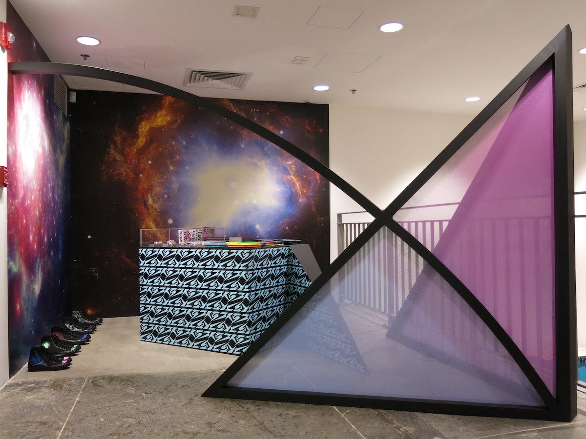 JK5's installation