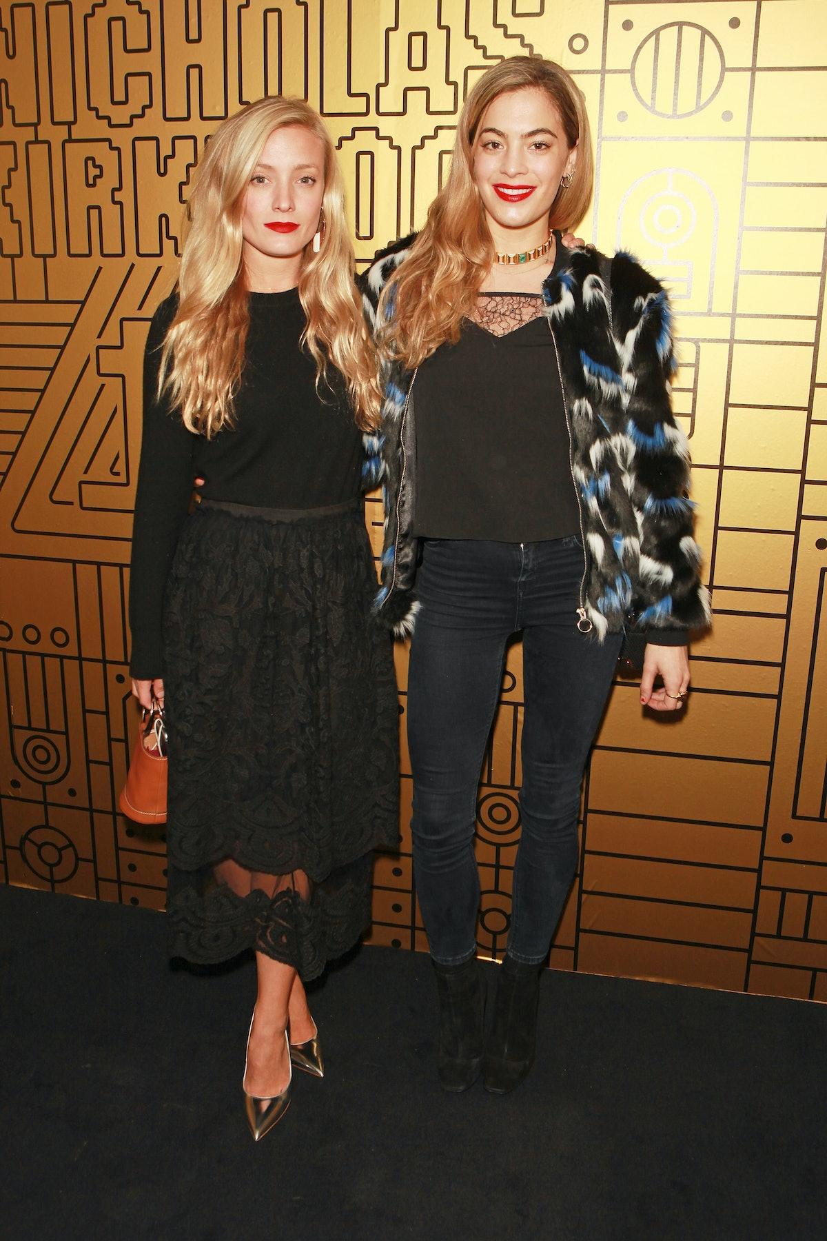 Kate Foley and Chelsea Leyland