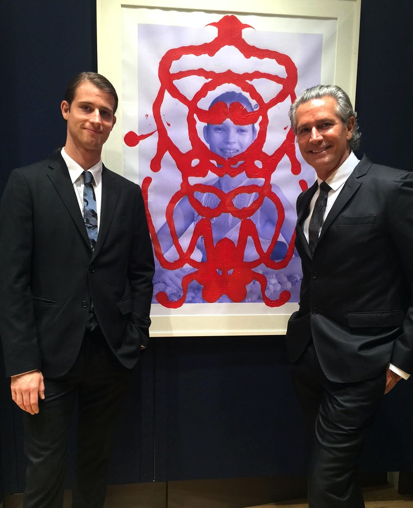 Anthony Souza and Carlos Souza
