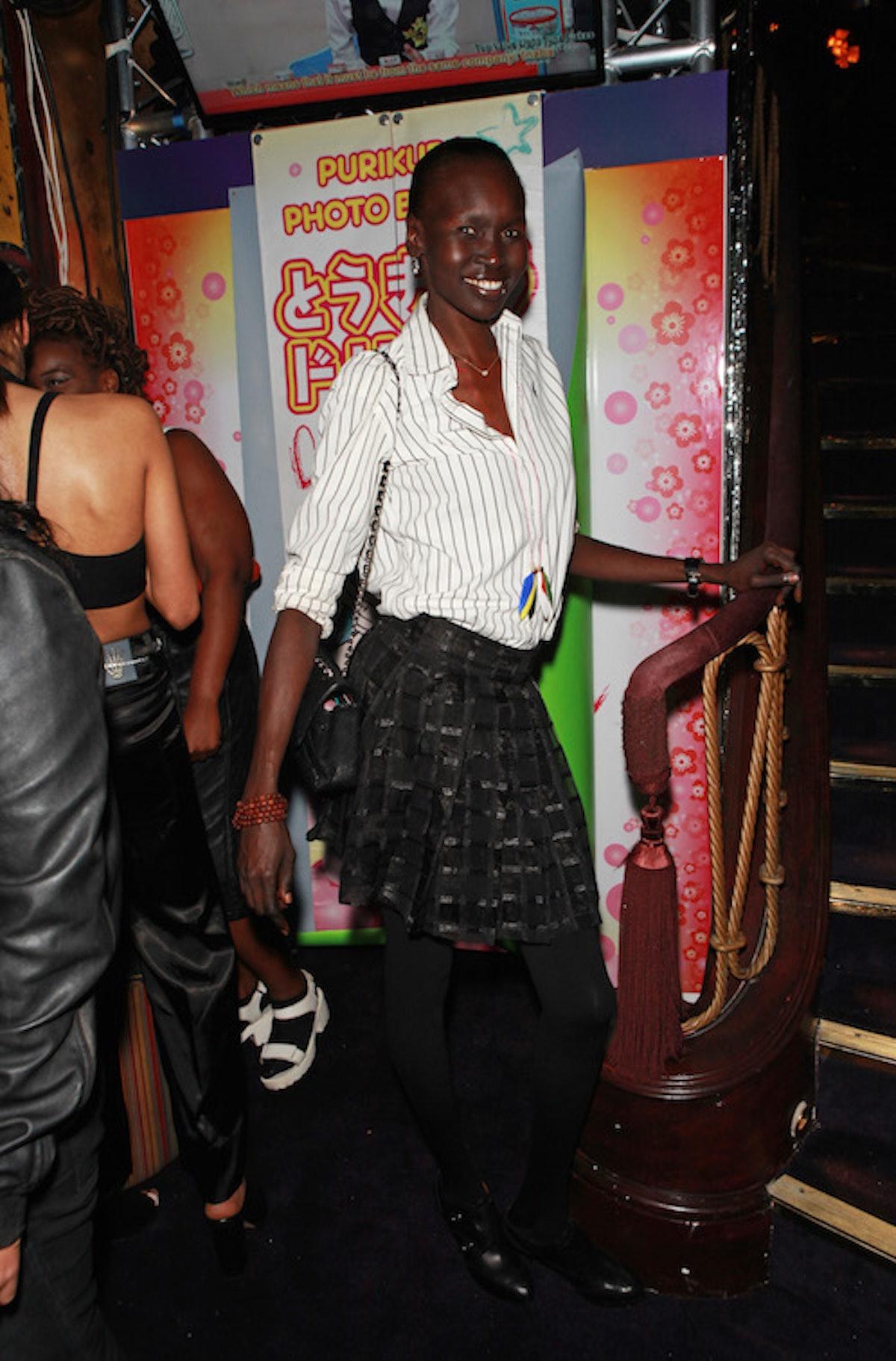 Love Magazine miu miu London Fashion Week Party