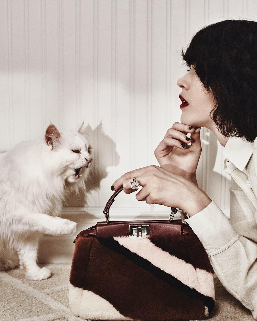 Fall Fur Handbags