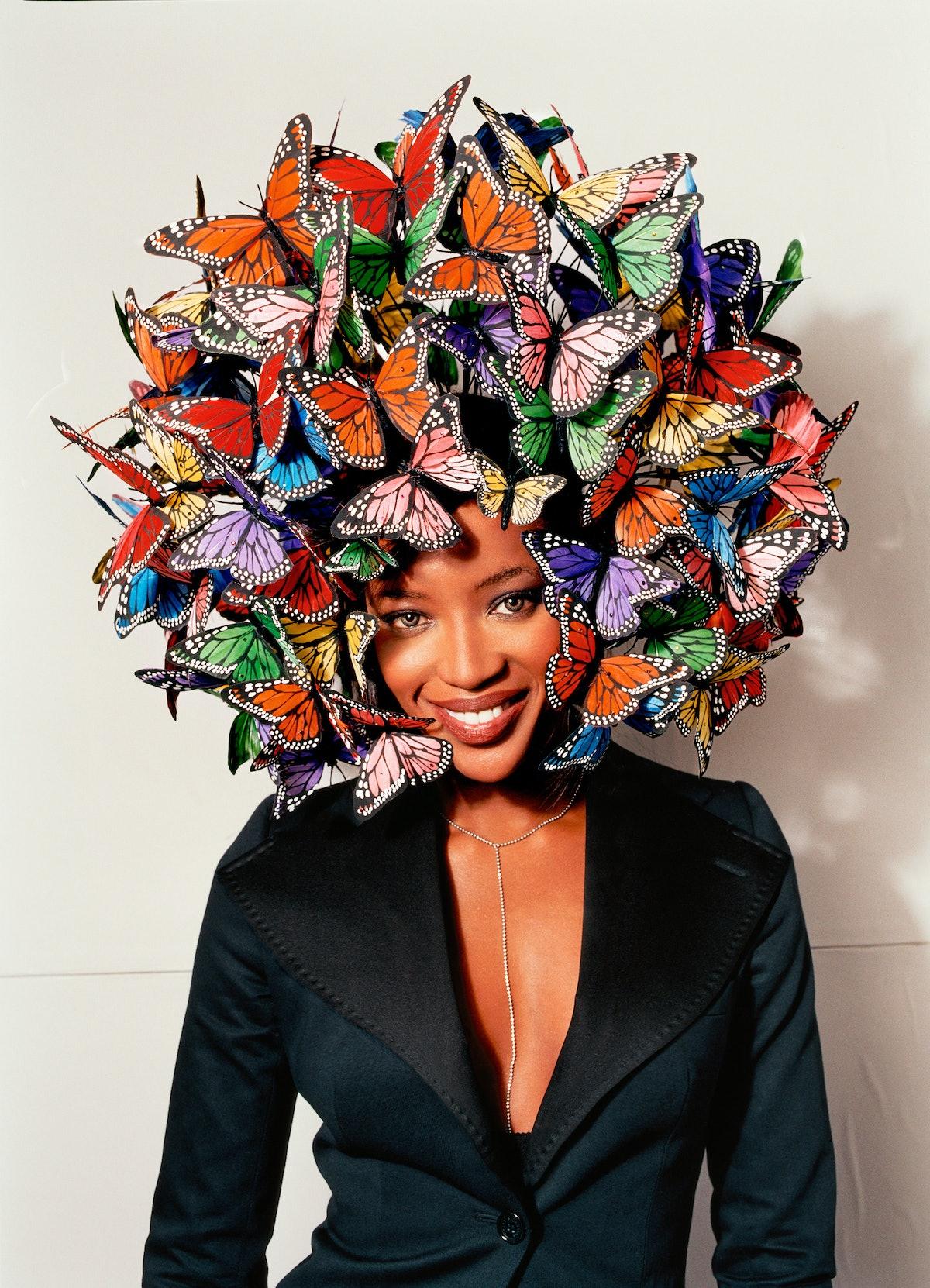 Naomi Campbell,