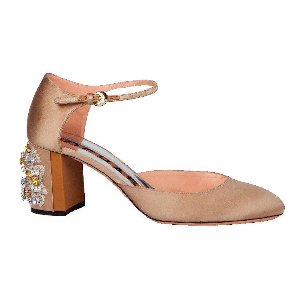 Rochas shoe