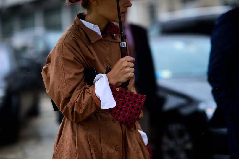 Milan Fashion Week Spring 2016 Street Style, Day 1
