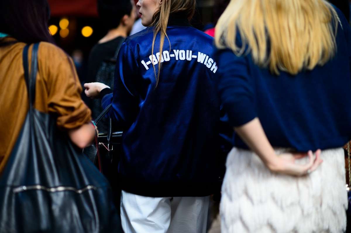 London Fashion Week Spring 2016